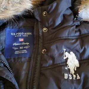 Woman US POLO ASSN size M winter coat
